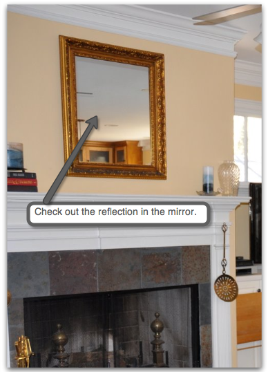 What NOT To Do With Your Fireplace Mantel Whether I