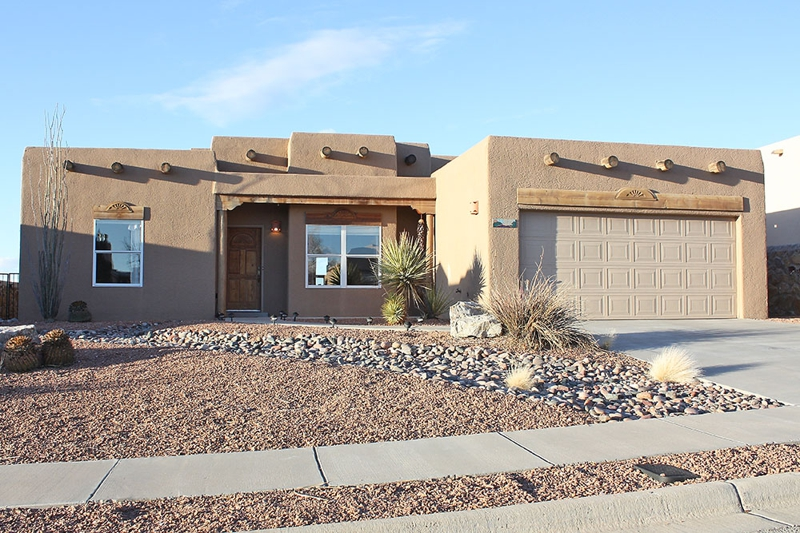 Las cruces homes go net zero with efficiency and renewable for Energy efficient homes for sale
