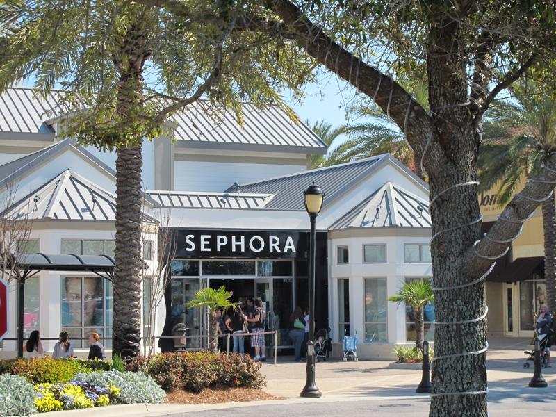 My Shopping Adventure at Sephora in Destin Florida