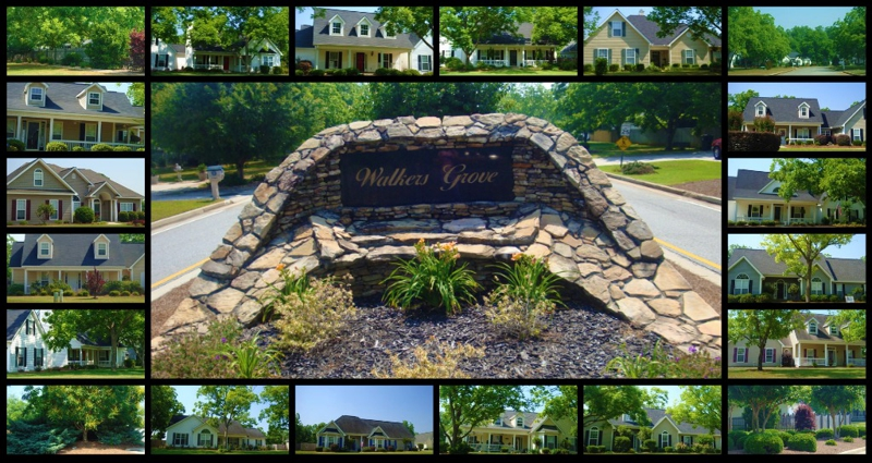 Walkers Grove Subdivision, Kathleen Georgia 31047 - Kathleen Real Estate