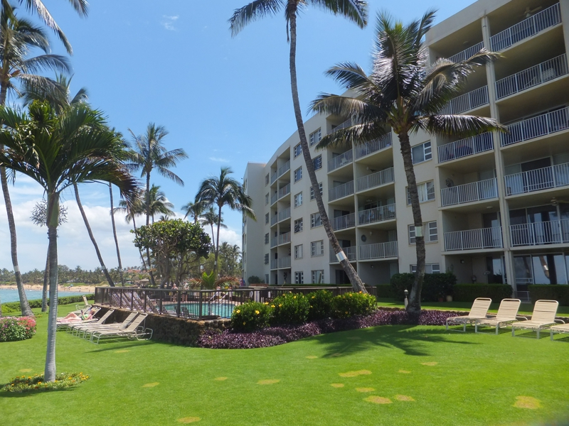 Kihei Maui Oceanfront Condos for sale