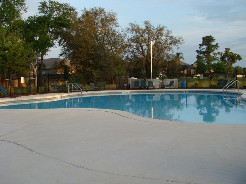 Community Pool in Silver Creek in Lake Asbury, Green Cove Springs, Fl