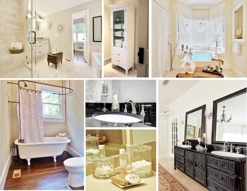 Design2sell s tips on staging a bathroom for sale home for How to home stage