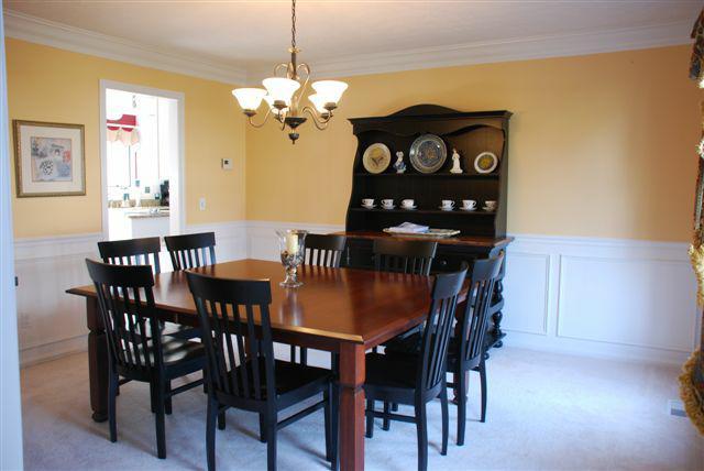 dining room 6526 Woodbury Drive Solon ohio