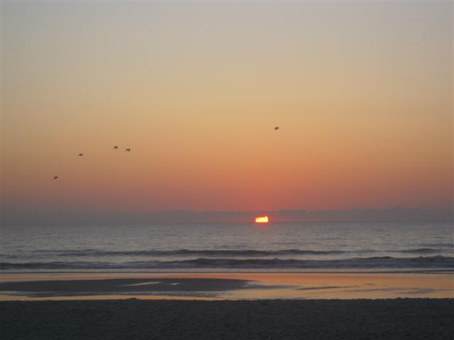 Jacksonville Beach Sunrise