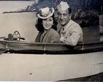 World War 2 Couple