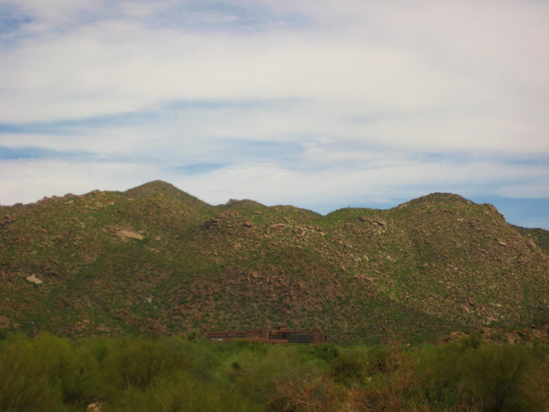 June 2, 2012 Night Hike - Things to do in Marana