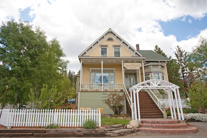 Restored Victorian Home in Truckee