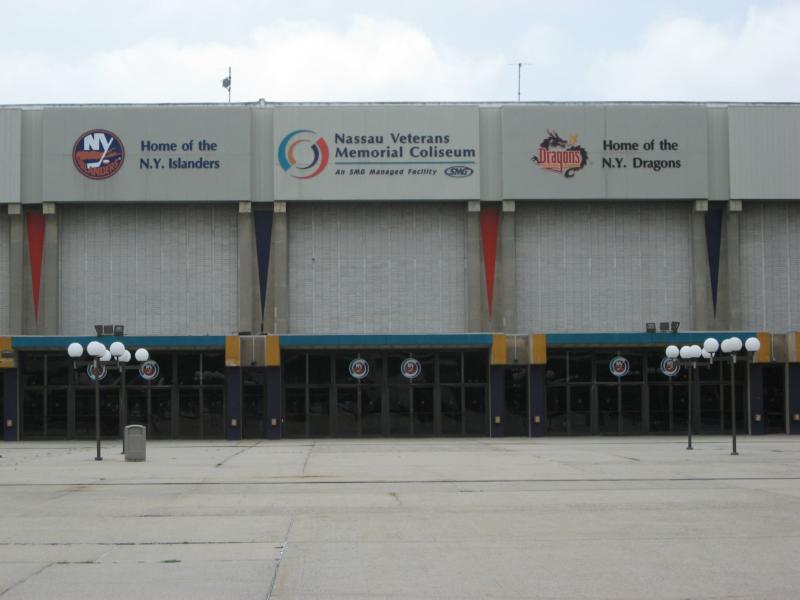 Uniondale, NY Nassau Coliseum