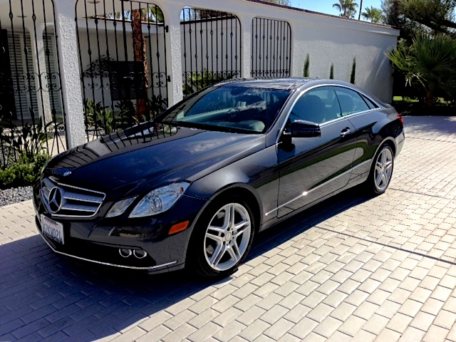 for sale 2011 mercedes benz e350 coupe still under factory warranty. Black Bedroom Furniture Sets. Home Design Ideas