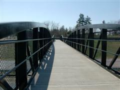 wildwood, mo foot/bike bridge manchester road by ann hayden www.selectann.com