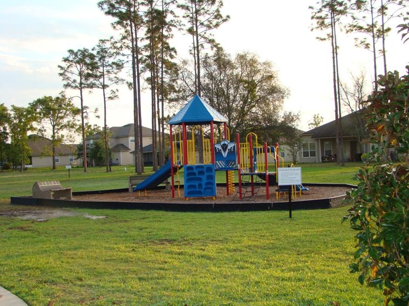 Play Set in Silver Creek in Lake Asbury, Green Cove Springs, Fl
