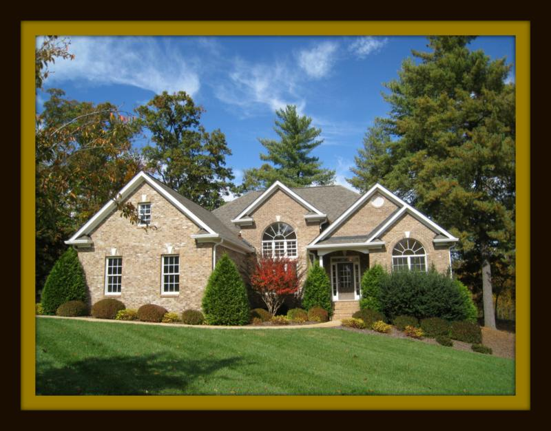 Hickory NC Golf Course Home for Sale