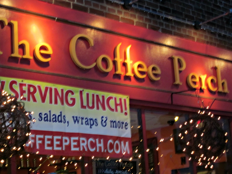 The Coffee Perch Walpole MA