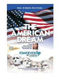 The American Dream Radio Show