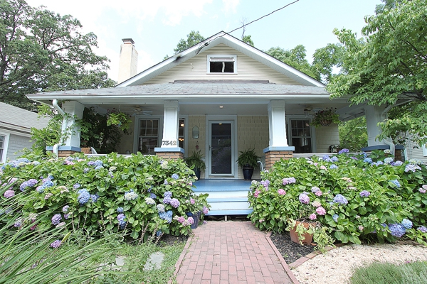 Bungalow in Takoma Park Maryland
