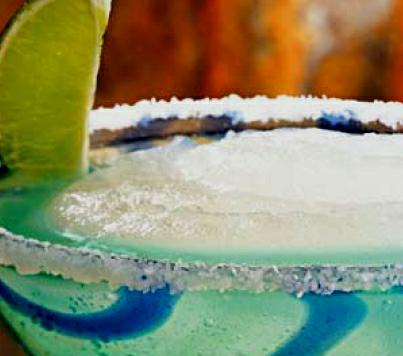 Joe's Crab Shack margarita