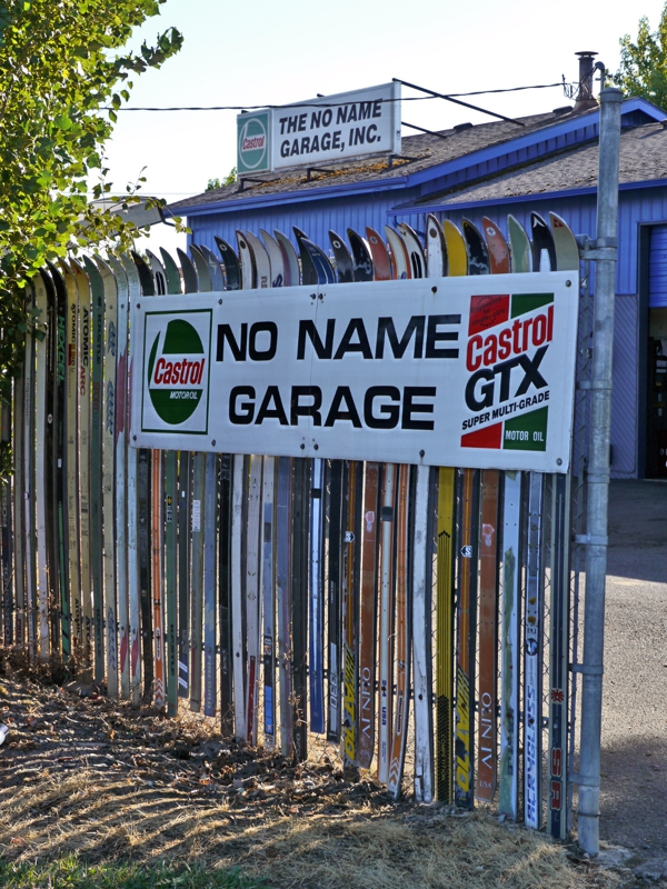 Get Your Car Repaired At The No Name Garage In West Eugene