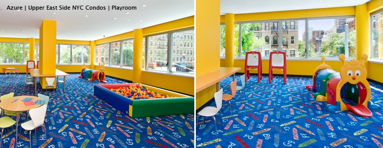 manhattan's children's playrooms