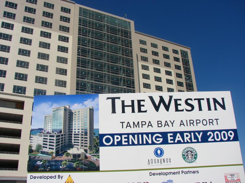 the westin tampa bay airport condos rocky point tampa florida. Black Bedroom Furniture Sets. Home Design Ideas