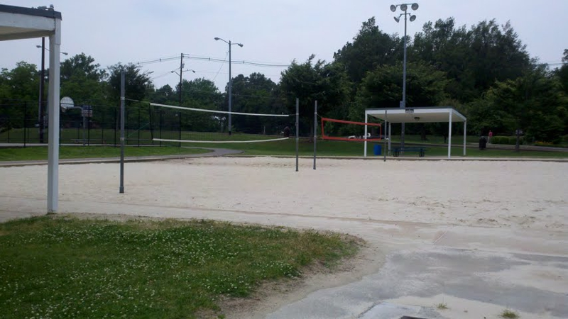 okeena park volleyball