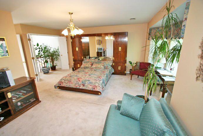 RAY TROG - master bedroom