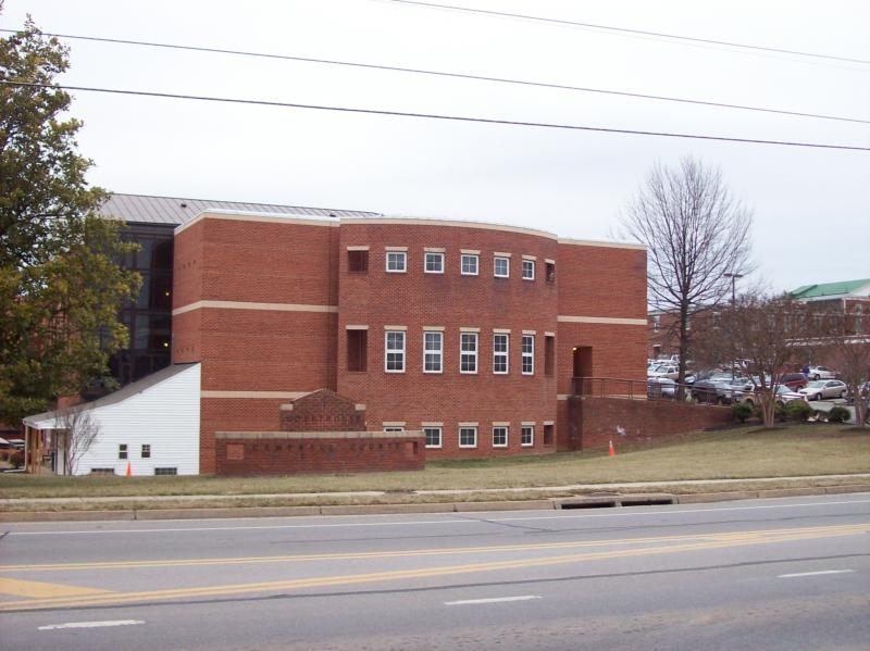 Campbell County Court House