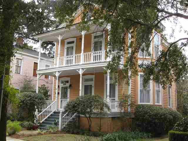 506 craven street old point historic home in beaufort sc for Builders in south carolina