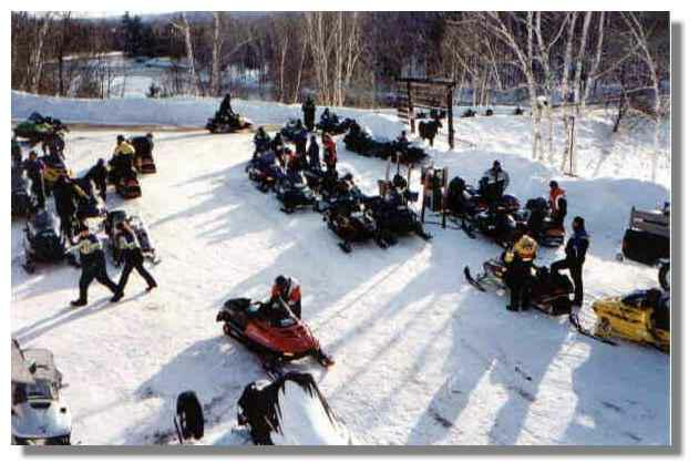 snowsled,maine snowmobile,mooers realty,links,