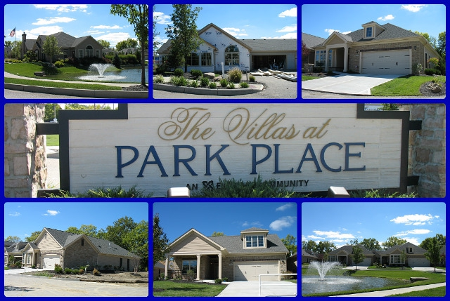 Cincinnati Patio Homes For Sale West Chester s The Villas At Park