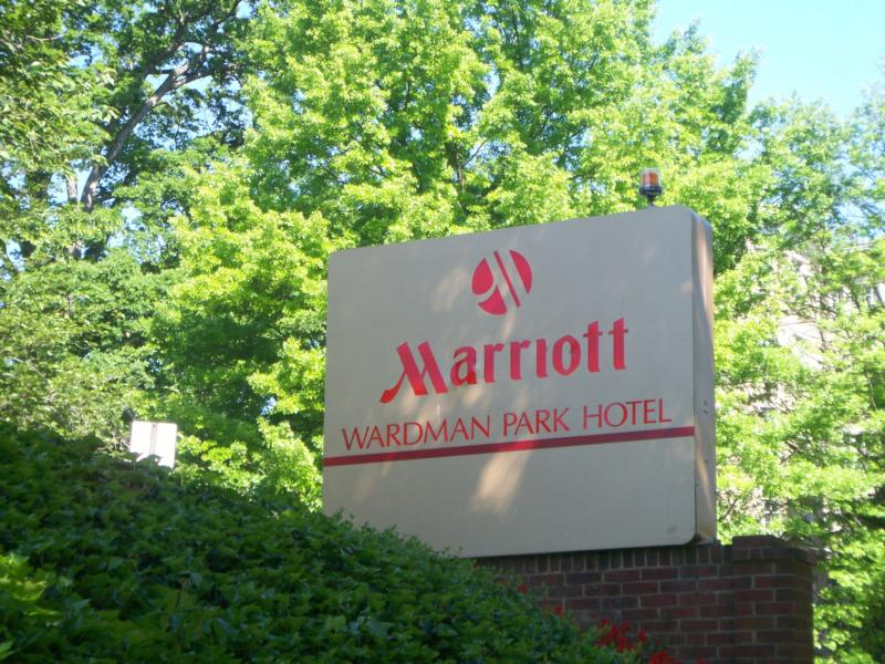 Marriott Wardman Park in Washington, DC