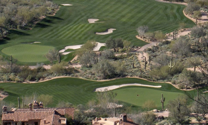 Grayhawk Golf Course Homes For Sale