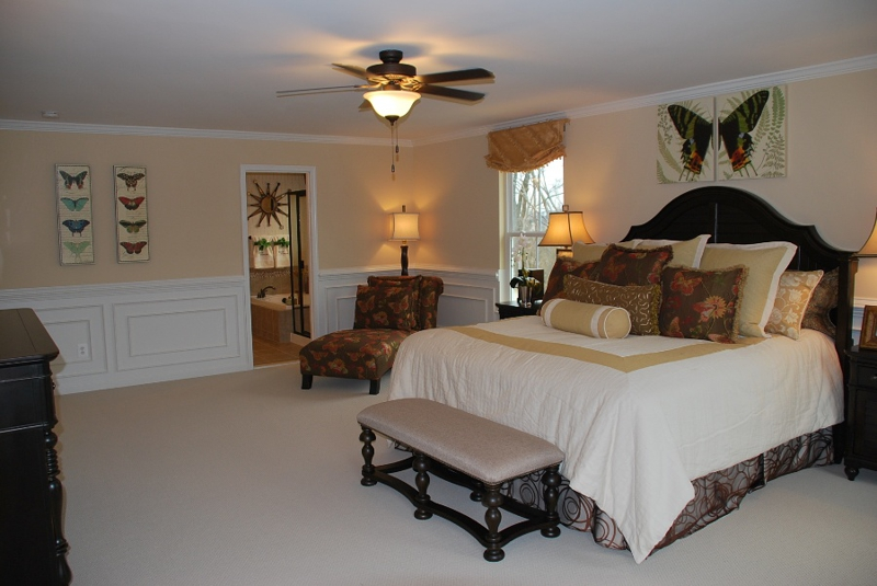 model homes master bedrooms there s a new development in town merrimont trace 16213