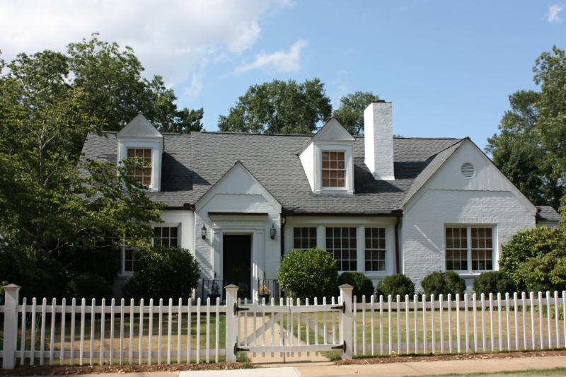 A Five Points home - examples of architecture in Athens, GA - from Michelle DeRepentigny, Broker of Success Realty
