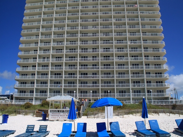 Seychelles 701 Panama City Beach Florida Beachfront Condo