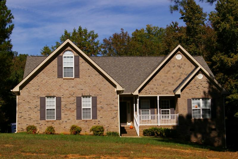 North Fort Clayton New Homes All Brick Community With