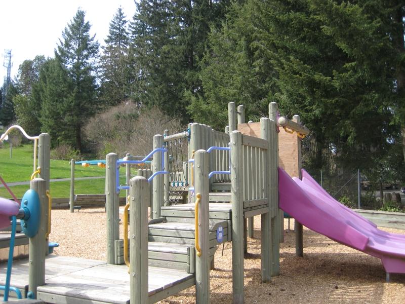 Sunrise Dog Park Olympia Wa
