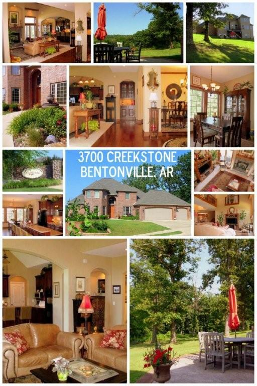 3700 Creekstone | Great home for sale in Bentonville, AR