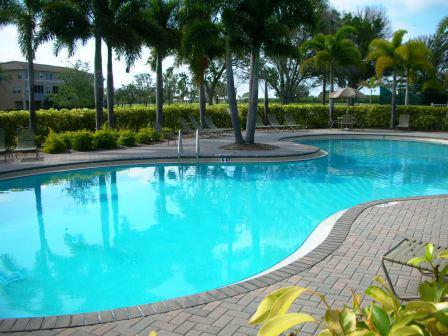 Pool at Seminole Isle