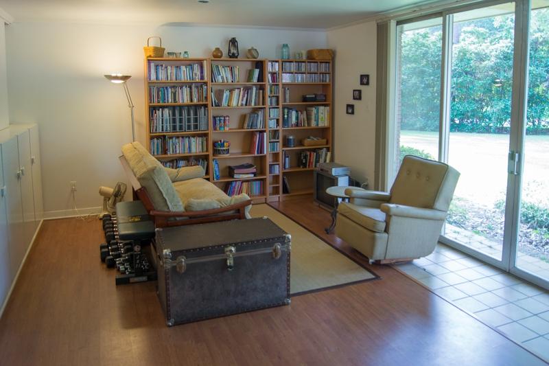 Mid Century Modern Home For Sale In Alexandria Louisiana