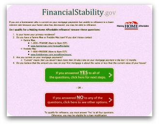 financial stability website
