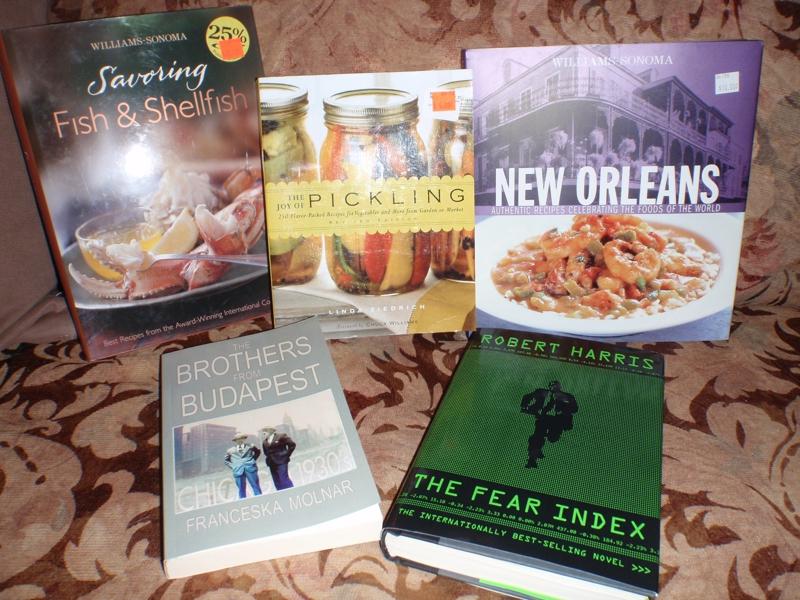 Endre's Books