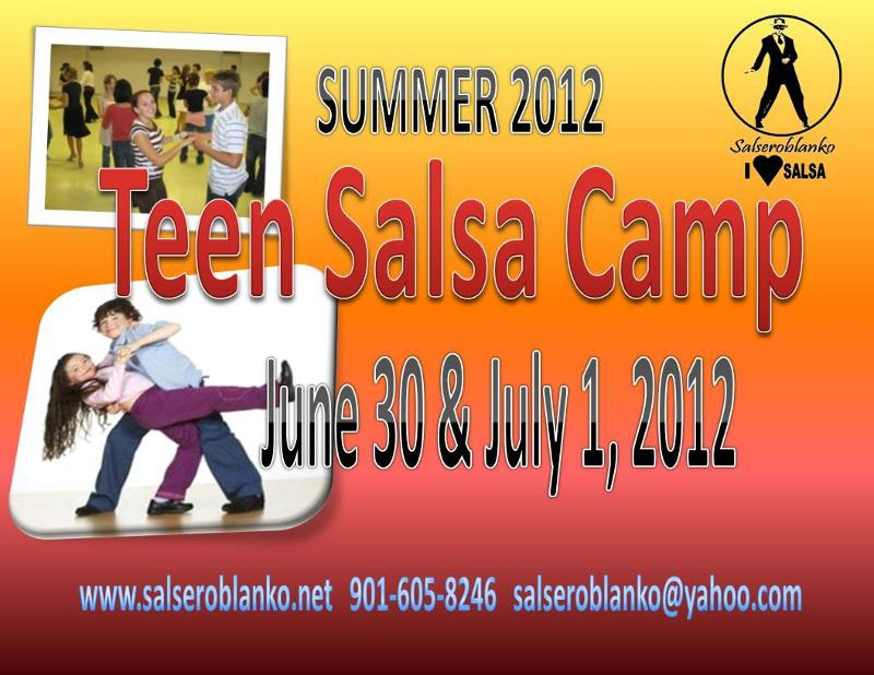 ar133772597239516 Teen Salsa Camp in Madison AL