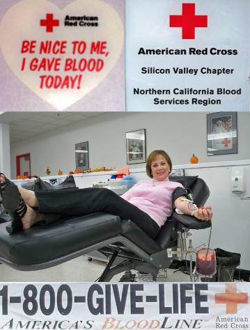 Donating Blood - The American Red Cross