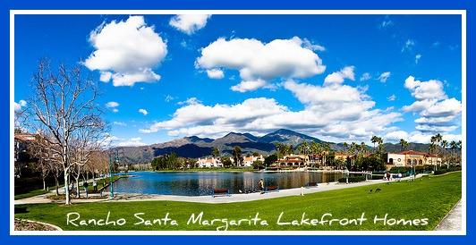 Rancho Santa Margarita Lakefront Homes