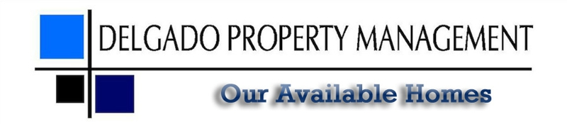 Delgado Property Management available listings