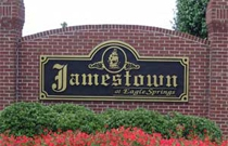 Jamestown, Eagle Springs Subdivision, Centerville GA | Warner Robins Real Estate