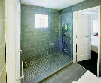 Do You Have A Doorless Shower Thenest