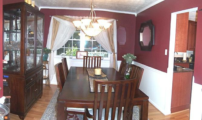 dining room arnold maryland home