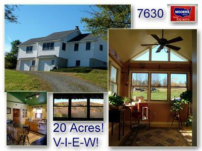 oakfield maine hills custom home 20 acres for sale